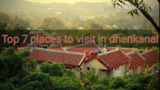 Top 7 places to visit in dhenkanal