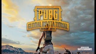 PUBG Global Invitational 2018 день 5 с Майкером