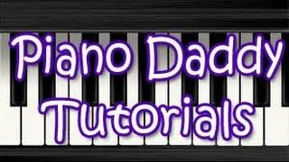 Badal Pe Paon Hai (Chak De India) Piano Tutorial   - YouTube