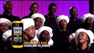 JERUSALEMA E NCHA   ATAMELANG HOJEHOVA