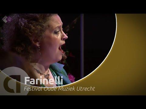 Farinelli: Son qual nave ch'agitata - Ann Hallenberg and Stile Galante - Early Music Festival - Live
