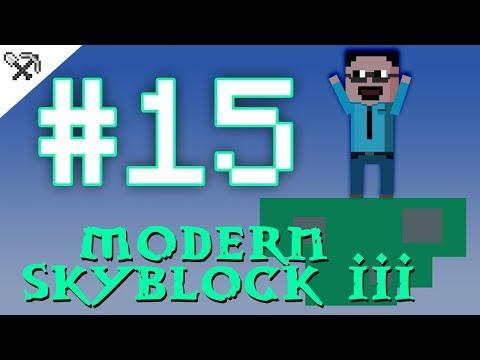 ①⑤ ✔️ Tolik možností do budoucna  - Modern Skyblock 3 #15