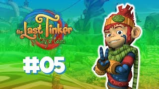 preview picture of video 'The Last Tinker: City of Colors - #5, Scumbag Purple Spirit!'