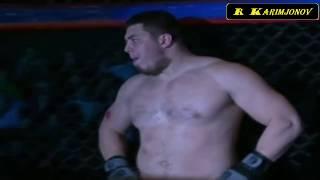 Мурод Хантураев Победил Украинский Чемпиона