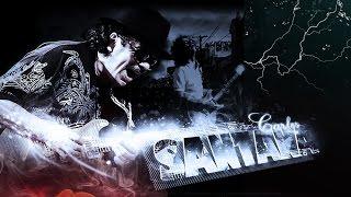 Santana Style Backing Track (Em) | 84 bpm