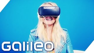 Zum Ersten Mal VR - Die Virtual Reality Woche bei Galileo | Galileo | ProSieben