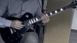 Abbath   Outstrider (Guitar PlaythroughCover)
