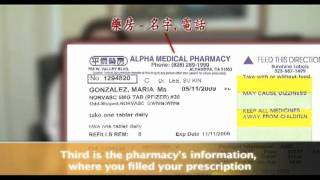 NR 2 Prescription Label English H264