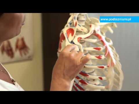 Ból szyi w wyniku choroby zwyrodnieniowej dysku