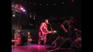 7 Seconds - Skins, Brains and Guts @ Brighton Music Hall in Boston, MA (8/2/14)