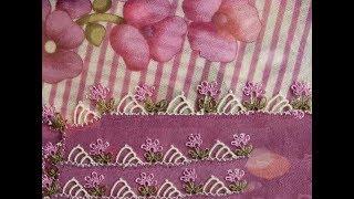 Farklı Iğne Oyası Yapımı   Oya örnekleri   Embroidery Thread