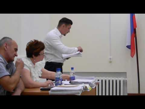 Ходатайство о проведении экспертизы и прекращение видеосъёмки
