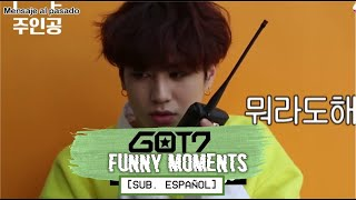 GOT7 Funny Moments 3 [SUB. ESPAÑOL]