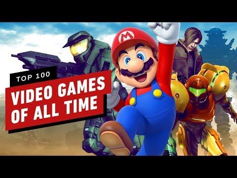 IGN評測!10分鐘內帶你看所有遊戲裡100款最棒的遊戲