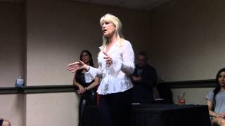 Nor Cal Pro Posing Seminar with Sandy Williamson Part 1