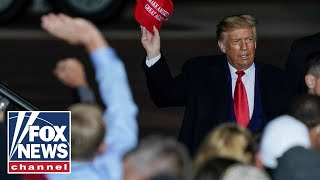 Trump holds 'Great American Comeback' event in Minnesota