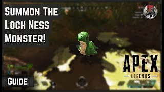 Apex Legends - Summon The Loch Ness Monster Easter Egg Guide With All Locations