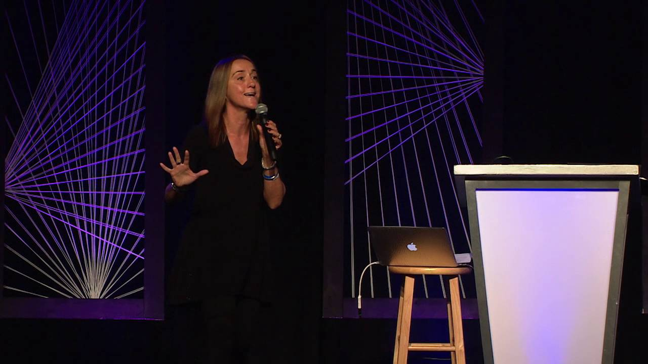 Not the Next Thing, the New Thing – Christine Caine at Momentum 2016