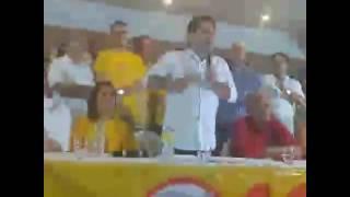 Discurso de Geraldo Júlio,após sua vitória no Recife.