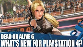 Dead Or Alive 6 - What