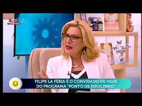 Maria Helena entrevista Filipe La Féria