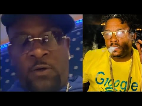 "Spider Loc Goes Off on Trick Trick Being a Snitch ""on Crip"" We don't Play Police Politics"