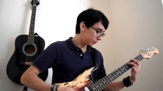 Just A Beautiful Day by Danko Jones Intro and Riff Lesson