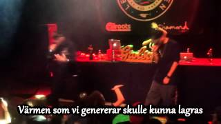 Organismen & Öris 'Molly Sandén' LYRICS