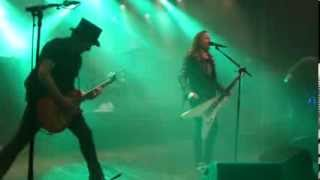 D-A-D - Lawrence Of Suburbia LIVE - Skive (Skive Theater) 31.01.2014