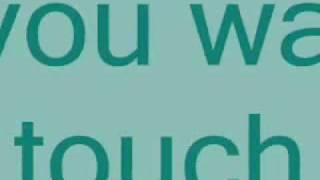 Joan Jett - Do You Wanna Touch Me (Lyrics & Song)