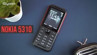 Nokia 5310 (2020) Unboxing and Full Overview : XpressMusic : Budget Feature Phone 2020