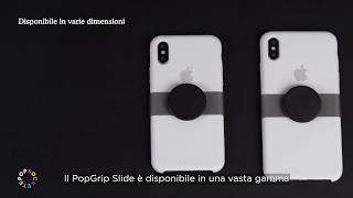 PopSockets PopGrip Slide (Italiano)
