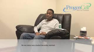 Kidney Failure Stem Cell Treatment, Patient Testimonial. English (Spanish Subtitles)