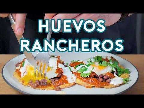 Binging with Babish Huevos Rancheros from Breaking