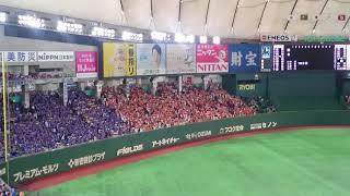 煽る場内DJ巨人#42山口俊横浜戦初登板選手入場大ブーイング