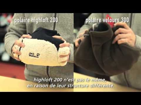 NANUK Fleece (French) | Jack Wolfskin