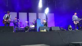 NASA Is On Your Side - Everything Everything (Live at Bluedot Festival 24.07.2016)