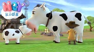Señora Vaca   Canciones Dela Granja   HeyKids.es