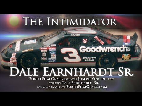 Dale Earnhardt Sr. – The Intimidator