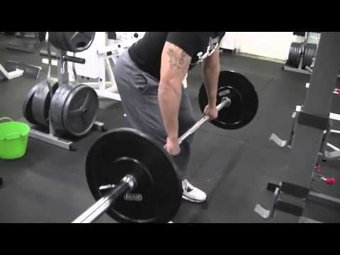 How to Do the American Deadlift