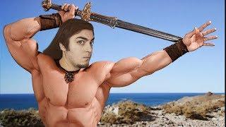 Mahalle Kabadayısı Barbar Conan
