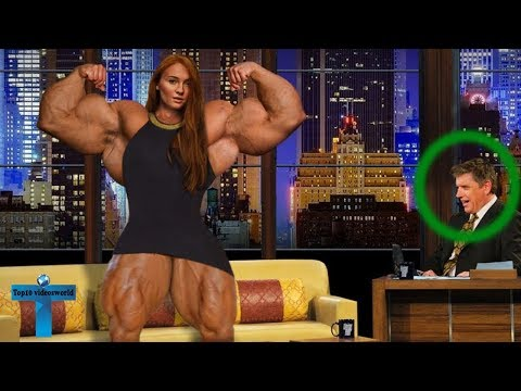 , title : 'Top 10 Massive Female Bodybuilders Who Are Real Life Hulk'