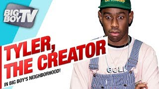 BigBoyTV - Tyler The Creator on Having A Son, Camp Flog Gnaw Carnival, And More!