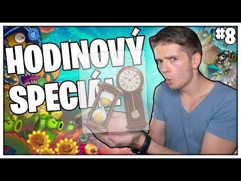 HODINOVÁ DÁVKA PVZ!! (Plants vs. Zombies 2)