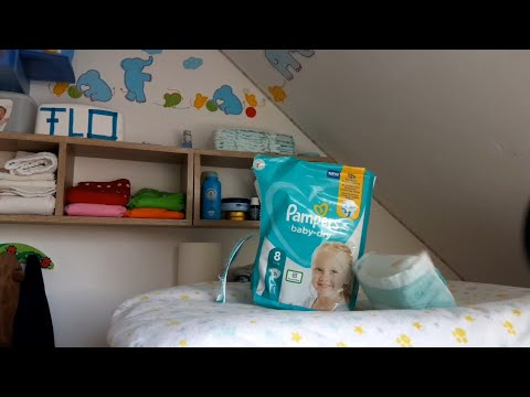 Pampers Baby Dry Gr. 8(ab 17 Kg) |2020