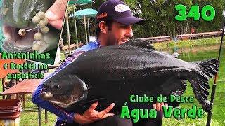 Programa Fishingtur na Tv 340 - Clube de Pesca Água Verde