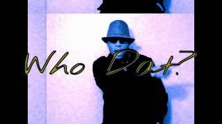 Richard - Black and Gold (N.O. Saints Tribute)