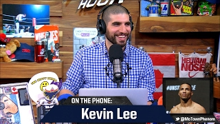 Kevin Lee Upset at MMA Media Coverage, Has a