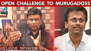 Bhagyaraj Bold reply to A.R Murgadoss questions on Sarkar story issue   Interview
