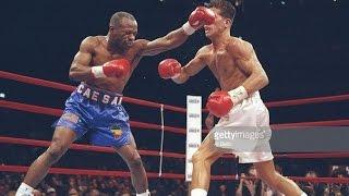 Бокс. Артуро Гатти - Трейси Паттерсон 2 бой реванш(ком. Гендлин) Arturo Gatti vs Tracy Patterson II